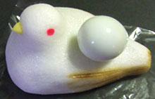 福寿堂秀信上生菓子鳩笛